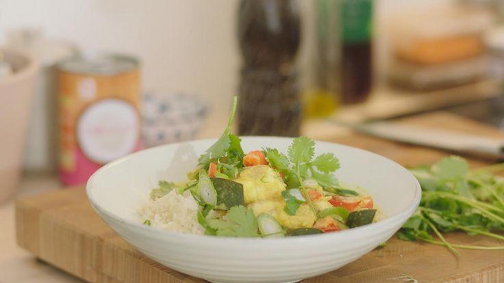 Viscurry van zeeduivel met rijst | Dagelijkse kost