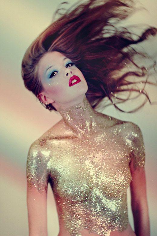 Glitter-Editorial
