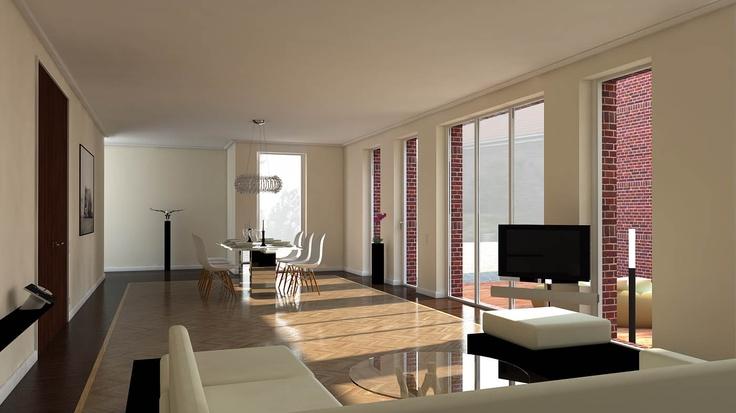 Spectacular Elegantes Stadthaus in D sseldorf Benrath zum Erwerb Immobilien in D sseldorf Pinterest