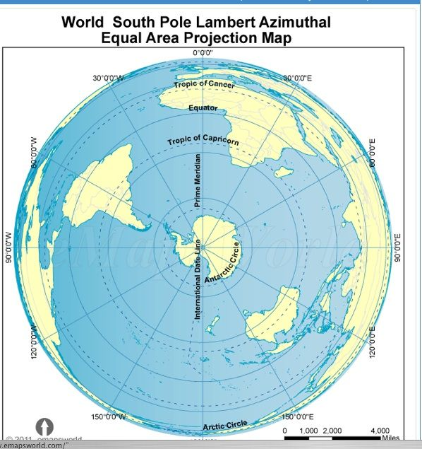 Rick Potvin's Virtual Circumnavigation of Antarctica to Decide if Earth is Global or Flat: Ridiculous Yacht Race Around Antarctica can't be Real.