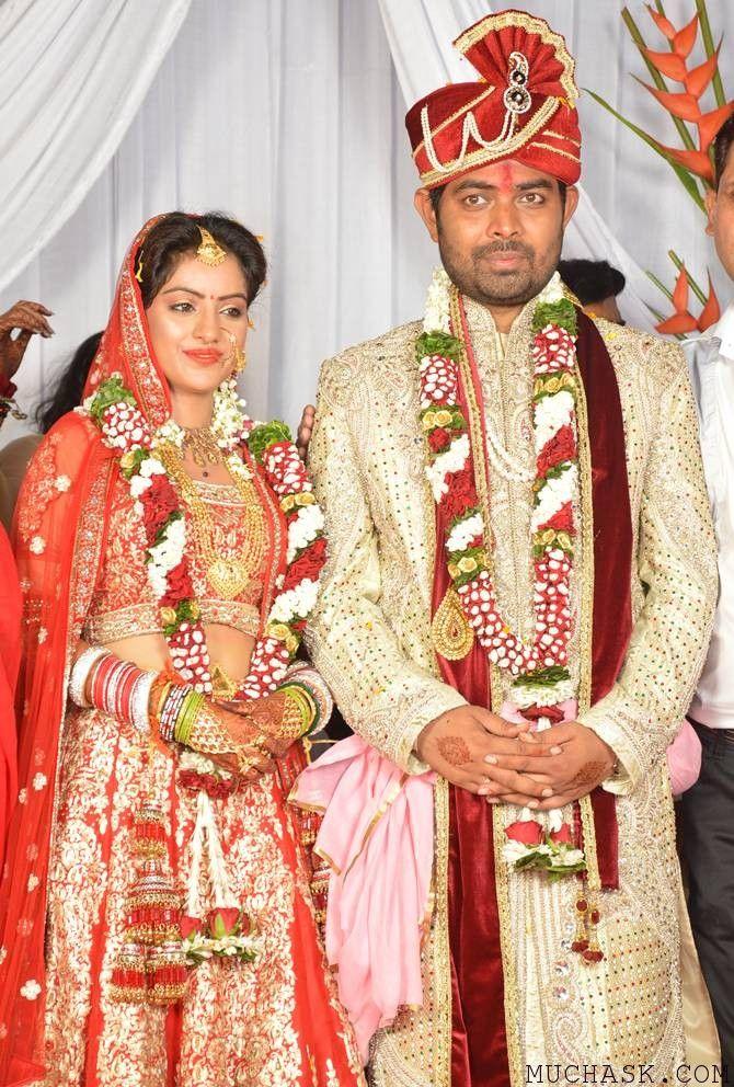 Deepika Singh with Husband