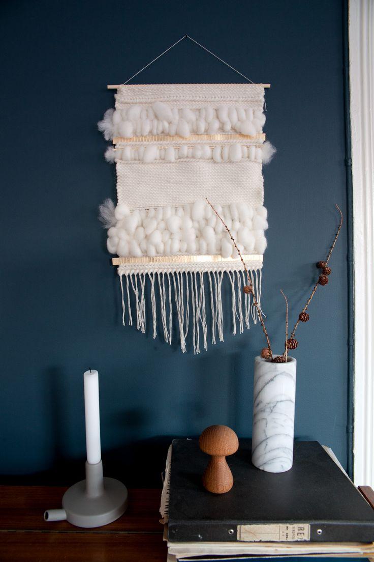 Woven rug by Weave me away - KREATIV-I-TET