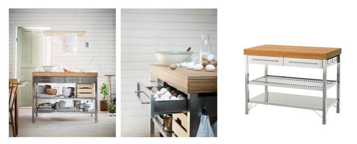 les 20 meilleures id es de la cat gorie desserte inox sur. Black Bedroom Furniture Sets. Home Design Ideas