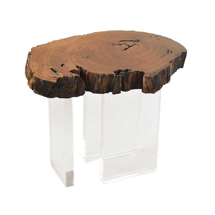 """7 BEST 2017 SPRING HOME DECOR TRENDS > #2 ACRYLIC > The growing interest in acrylic is perfectly """"clear"""". The material is quickly appearing on everything from modern tables to chic floating frames. If you're working with a small space, see-through acrylic furniture can also be a strategic choice to help open up the room   Featured product BAHIA SIDE TABLE available on our e-shop at www.greendesigngallery.com/products/bahia-side-table in collab w/@rotsen #spring2017 #decortrends #acrylic…"""