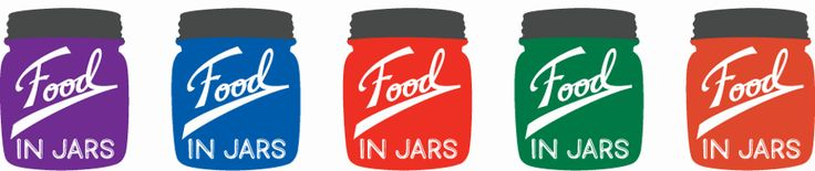 'jar' recipes: jams, marmalades, jellies, fruit butters, sauces, curds, syrups, pickles, relishes, chutneys, fruits, vegetables, salsas, soups, pressure canning, salads, baked goods, granolas, spice blends, gifts in jars, etc.!