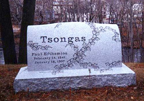 Paul Tsongas (1941 - 1997) Former US senator from Massachusetts and presidential candidate