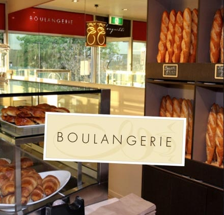 Chouquette ~ The Tantalising Taste of France in New Farm - Home