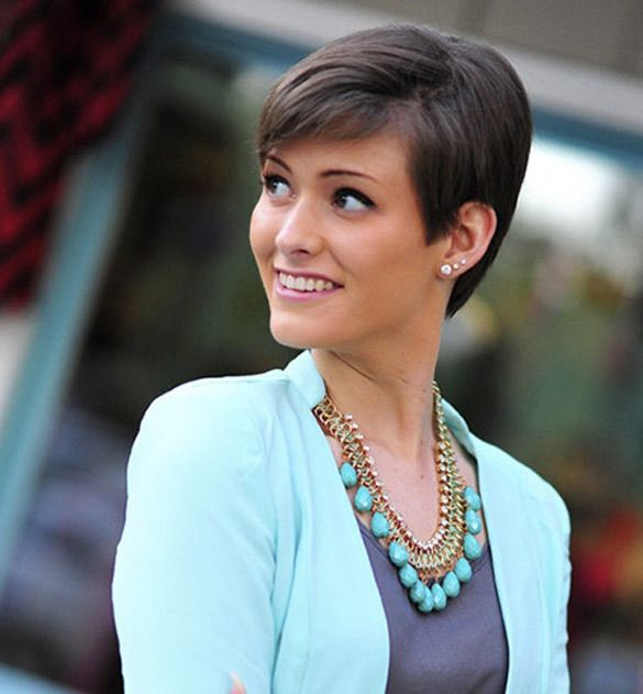 Best Pixie Haircuts For Square Faces: Oval Faces, Oakley