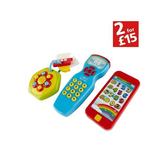 Buy Chad Valley Fun Gadget Set at Argos.co.uk - Your Online Shop for Educational electronic toys, Baby and pre-school toys, Toys.
