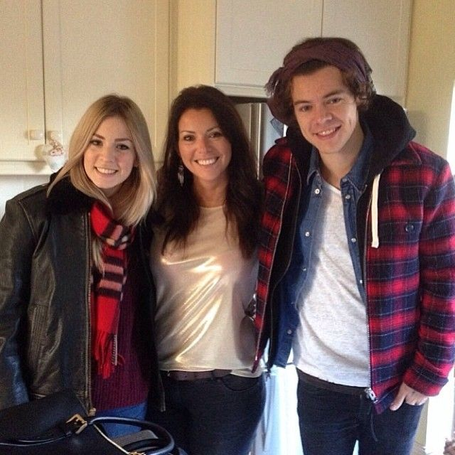 By Chorofila: Styles Family, Gemma Styles, Direction, Harrystyles, Harry Styles, Families, Anne, Boy, 1D Family