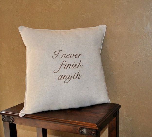 ha!: Finish Anything, Crafts Rooms, Funny Cat, Crafts Projects, So True, Sewing Rooms, Sewing Machine, The Crafts, Knits Projects