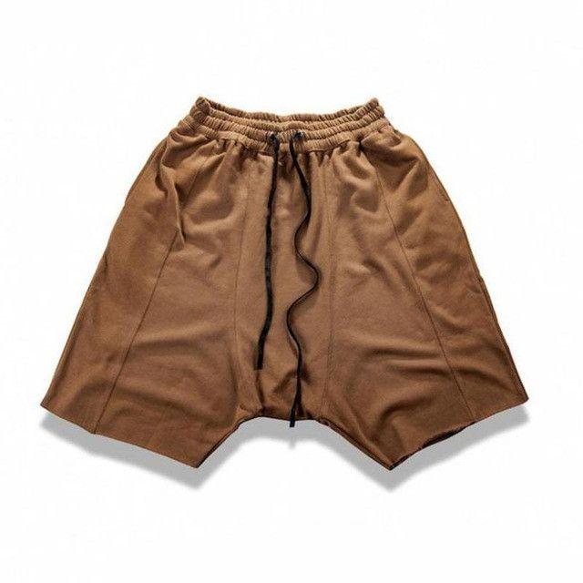 2017 Brand Clothing Hip Hop Shorts High Street Sweatpants