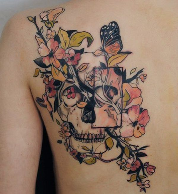 25+ Best Ideas About Abstract Tattoos On Pinterest