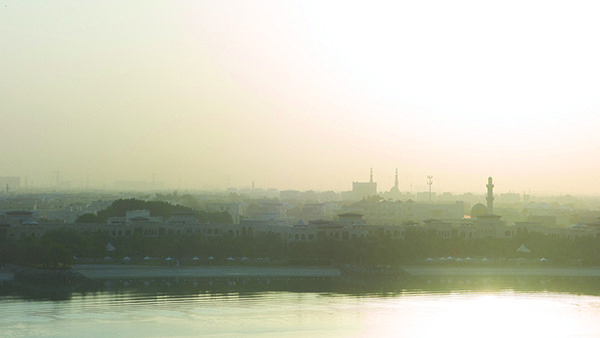 Abu Dhabi via VIVA