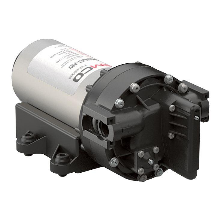 Remco Variable Speed On-Demand RV/Transfer Water Pump — 1/2in. Port, 318 GPH, 12 Volt Motor, Model# 55AQUAJET-ARV | 12 Volt Pumps| Northern Tool + Equipment