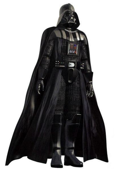 Star wars костюм дарта вейдера