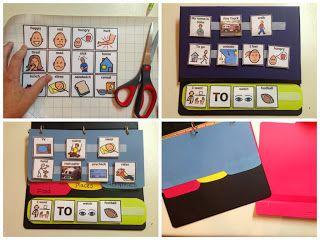 DIY OT Student: DIY Picture Exchange Communication System (PECS)