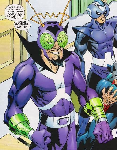 Bug-Eyed Bandit (Character) - Comic Vine