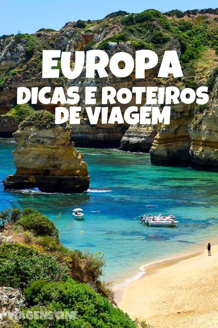 Europa Dicas e Roteiros de Viagem - Guia Completo