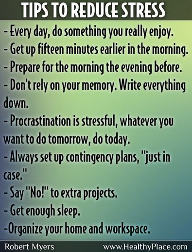 Tips to reduce stress! http://www.epicstressrelievers.com