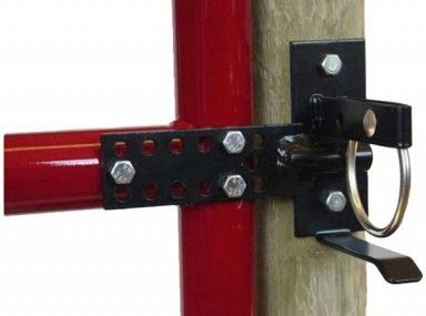 Divine Chain Link Fence Wall Mounted Gate Latch And Spring
