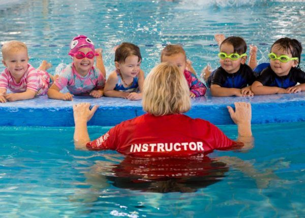 Wd Swim Richmond Inc Is The Best Place To Learn Swimming Lessons