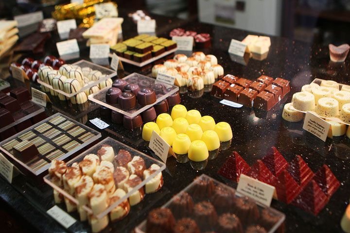 Coastal Mist Chocolate Boutique   Bandon, Oregon. This is a must stop on the Oregon Coast! Famous for their ultra decadent sipping chocolates & sipping caramels.