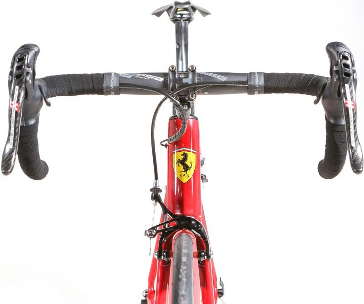 Ferrari Teams Up with World's Oldest Bike Manufacturer Bianchi on the $18K SF01 Racing Bike