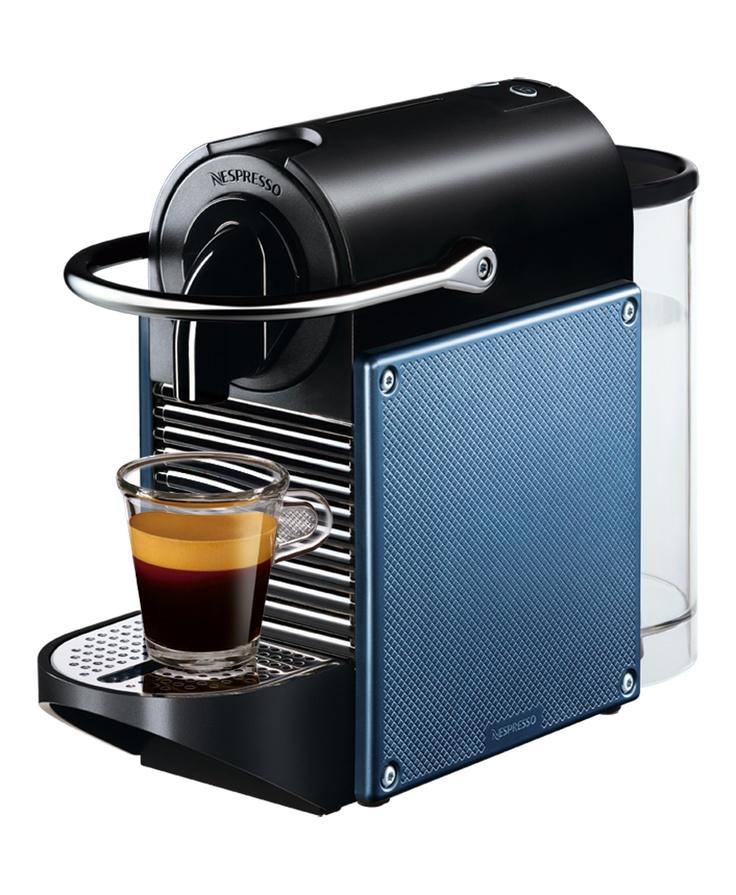 Nespresso Pixie, blue.
