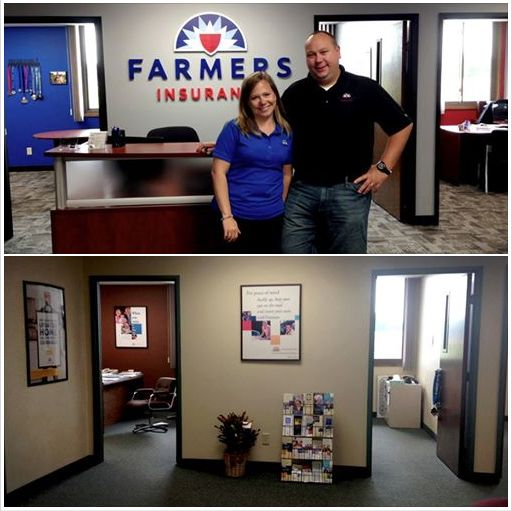 Farmers House Insurance >> Even your office decor is an important decision and makes a big impact on the professionalism ...
