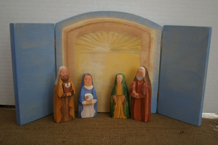 The Presentation of Jesus in the Temple - Catechesis of the Good Shepherd www.etsy.com/shop/soodow