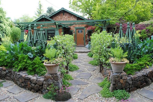 tanner garden edible garden design pinterest