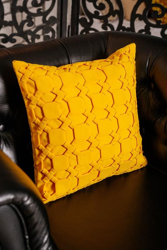 Yellow Throw Pillow Yellow Pillow Cover Mustard Cushion Etsy In 2020 Yellow Throw Pillows Yellow Pillows Yellow Pillow Covers
