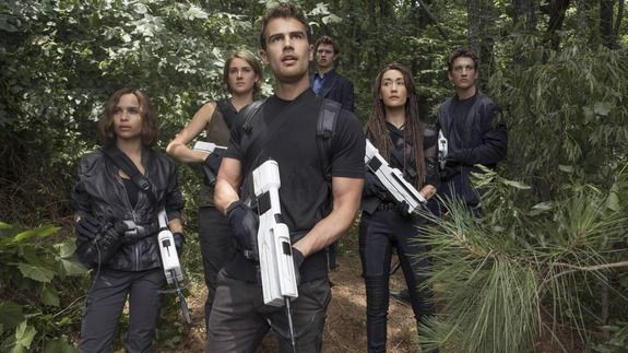 'Allegiant' review: There's another one after this? Seriously?