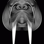 La géométrie, c'est son #dada. #Directeur #artistique et #illustrateur, le québécois Patrick Seymour explore le #monde merveilleux des lignes et des courbes. #Typographies, #illusions d'optique, #animaux et #personnages inquiétants constituent un #univers parallèle hypnotique dans lequel on se laisse embarquer les yeux fermés. #art