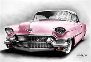 Pink Cadillac.. My Honey and I used to sing this song all the time. That memory always holds a special place in my heart
