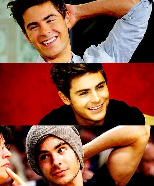 zac efron, your face