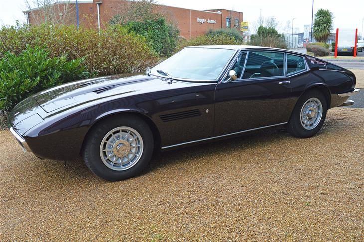 Used 1971 Maserati Ghibli for sale in Kent  from The Ferrari Centre.