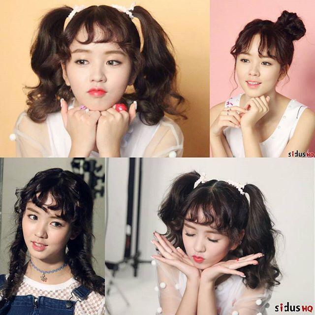 Sohyun Kim on Periperia commercial