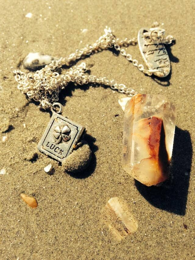 Coopper Quartz by Peaceful People https://peacefulpeoplejewellery.wordpress.com/