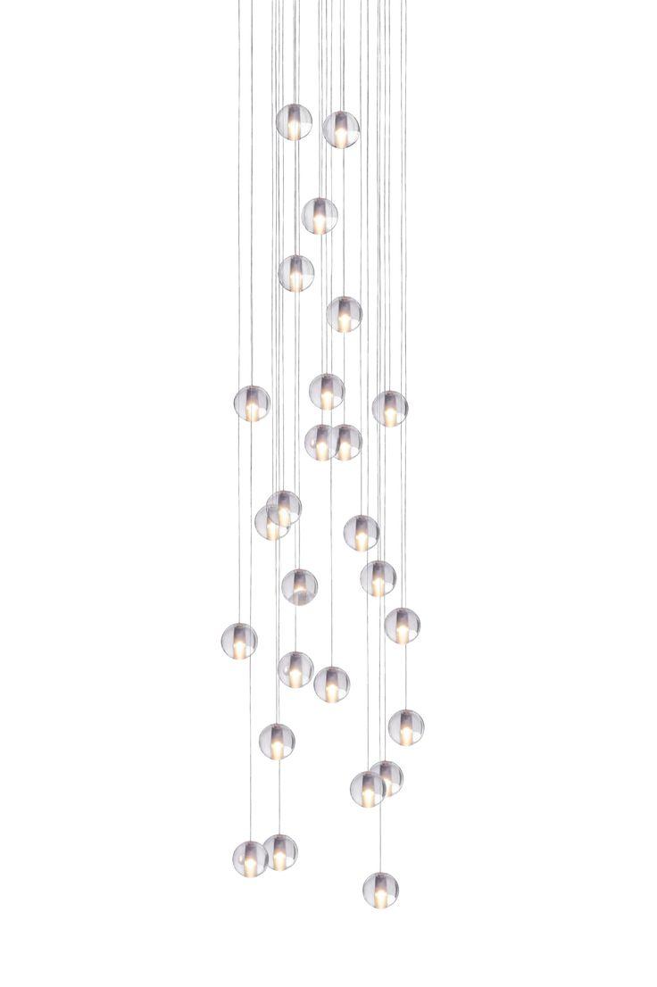 16 best globe lighting images on pinterest ball lights globe this modern globe light made from crystal glass design holds 26 full cast crystal glass staggered arubaitofo Images