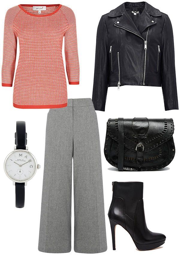 CROP IT – SHOPPING BOARD Perfect for #Apple & #Pear #body #shapes. * #trend #eshop #winter #style #cosy #knitwear #crewneck #MandS #shopping #basketknit #wideleg #wool #grey #biker #jacket #leather #johnlewis #whistles #boots #stiletto #asos #samedelman #marcjacobs #watch #handbag #saddlebag #warehouse #ellemagazine #instyle #vogue #British #fashion #style #thestylistsstamp