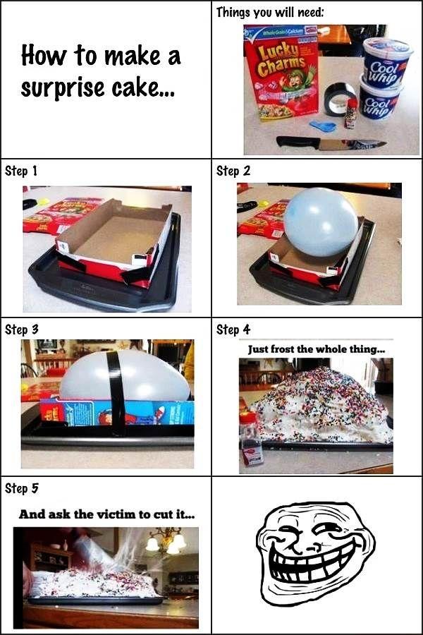 funny april fools day birthday cake pranks ideas 2014 best one april fools day pinterest pranks funny pranks and funny