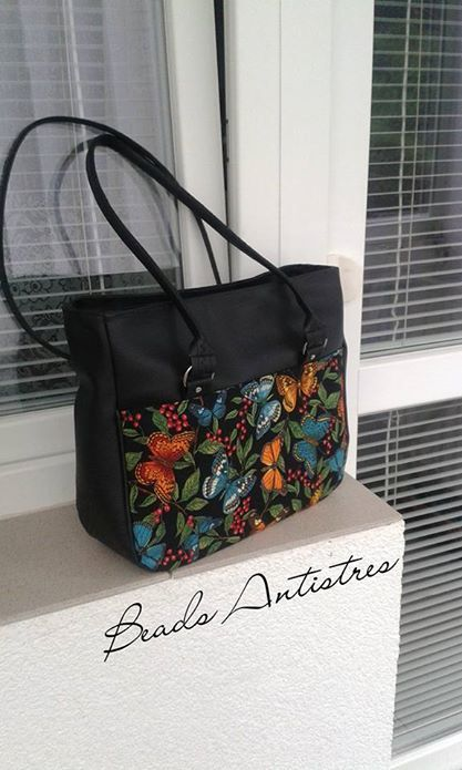 Beads Antistres Handbag 8/2017