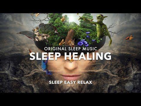 80) Relaxing Music for Sleep, Stress Relief, Angelic Sleep