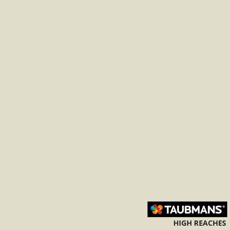 #Taubmanscolour #highreaches