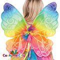 Grasslands Road Rainbow Fairy Wings - Child