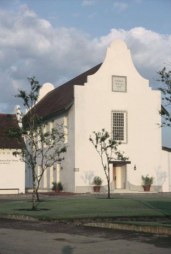 Rosemary Beach, FL Town Hall Architect: Merrill, Pastor and Colgan