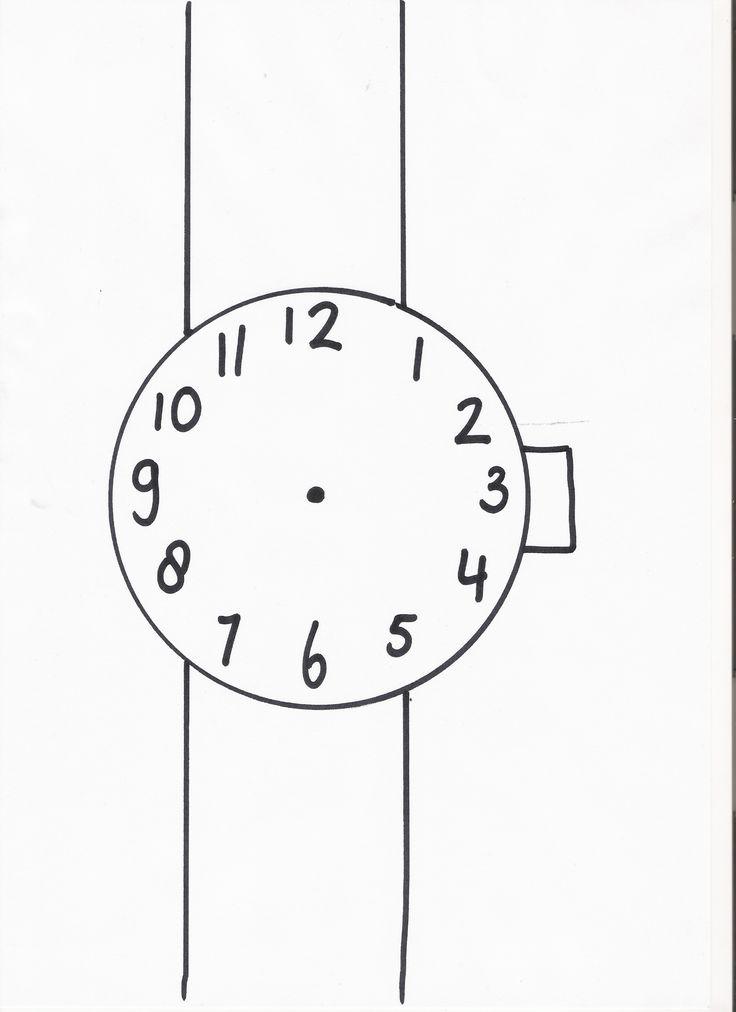 Patroon horloge
