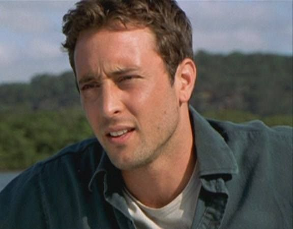 Alex as Jack in The Oyster Farm